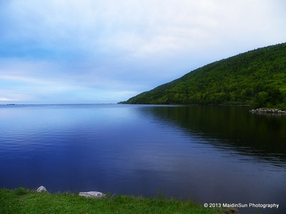 South Harbor.  Cape Breton, Nova Scotia.  7 June 2012.