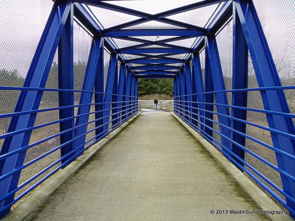 This is what the bridge really looks like.
