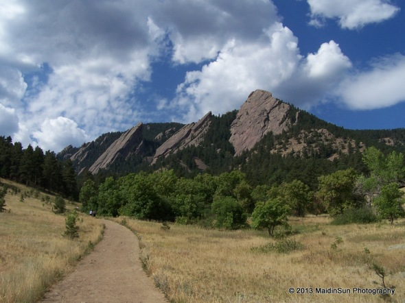 Somewhere near Boulder, Colorado.  2008